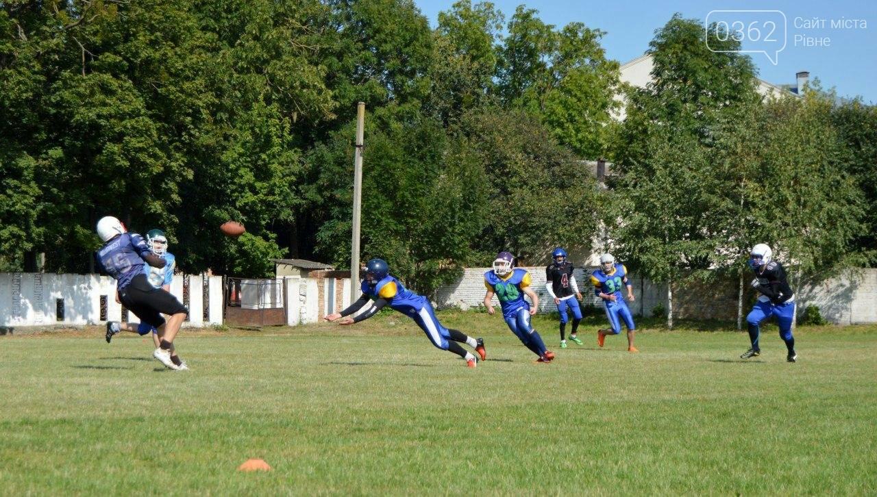 Як у Здолбунові в американський футбол зіграли (ФОТОРЕПОРТАЖ)  , фото-59