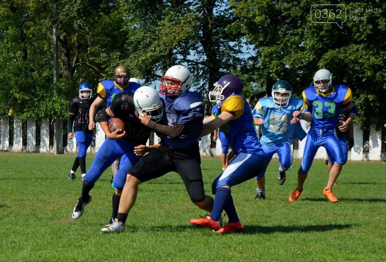 Як у Здолбунові в американський футбол зіграли (ФОТОРЕПОРТАЖ)  , фото-60