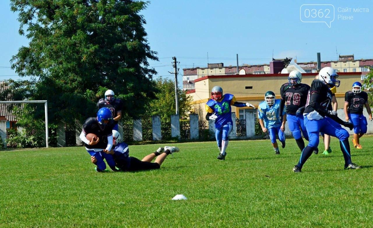 Як у Здолбунові в американський футбол зіграли (ФОТОРЕПОРТАЖ)  , фото-62