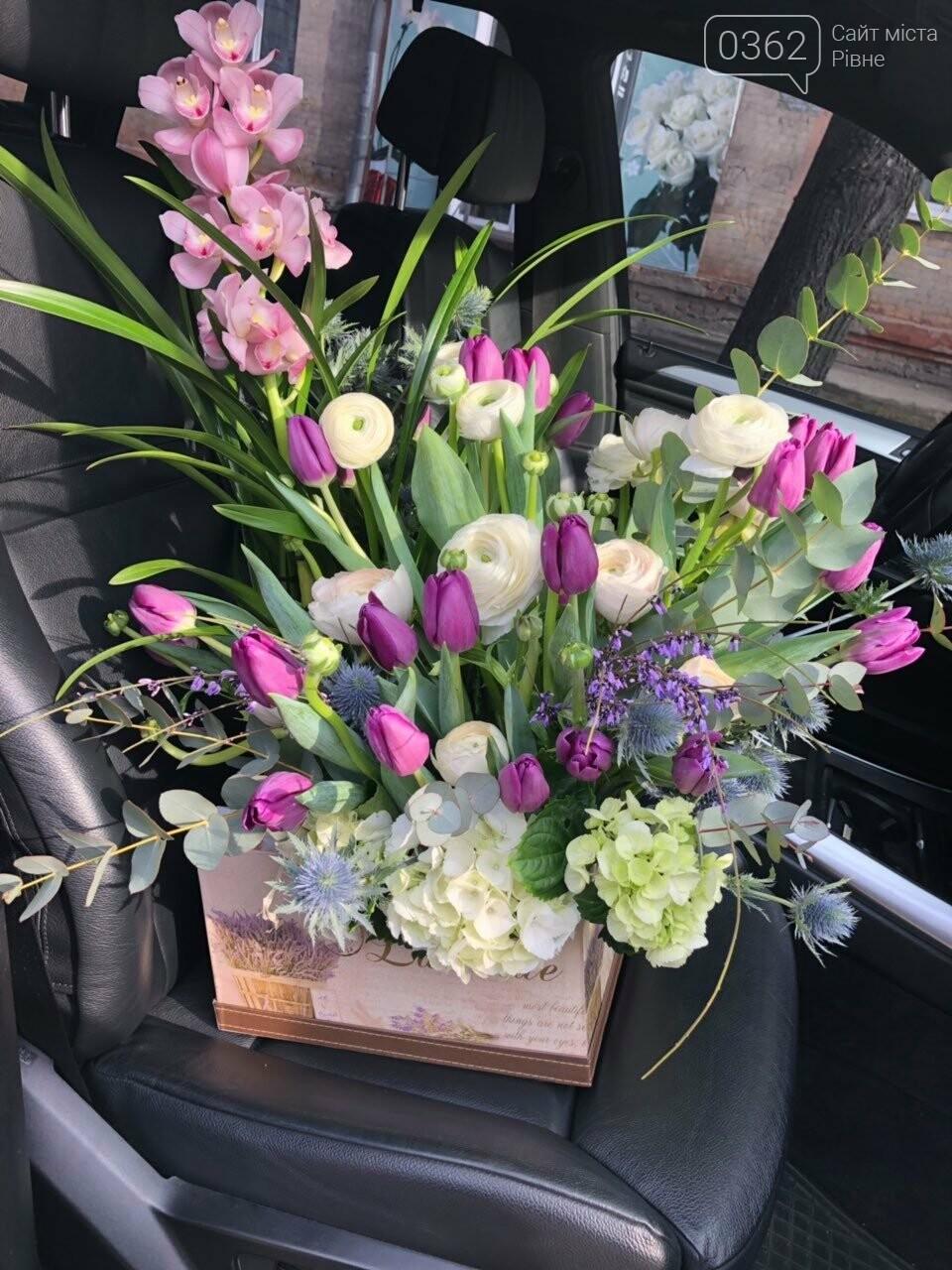 Найпрекрасніші спогади та романтичні почуття подарує квітковий магазин «Розалія» у Рівному  , фото-7