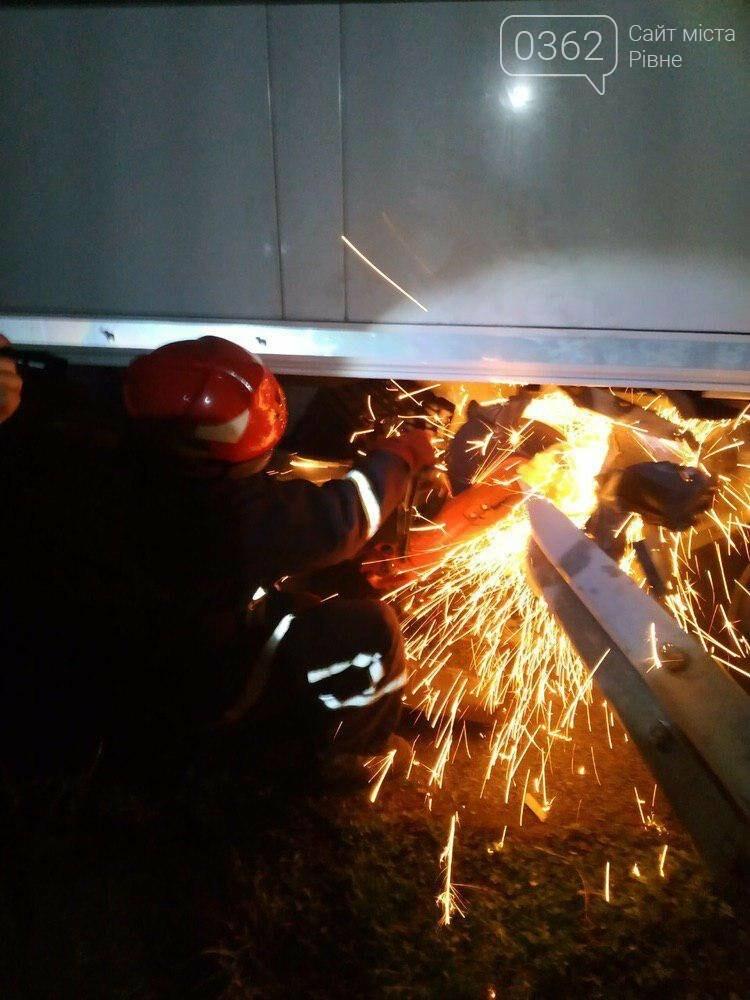 З'явилися фото аварії за участі вантажівки на Рівненщині (ФОТО)  , фото-2