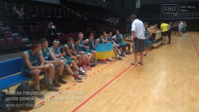 Рівненські баскетболісти привезли з Литви золото (ФОТО), фото-2