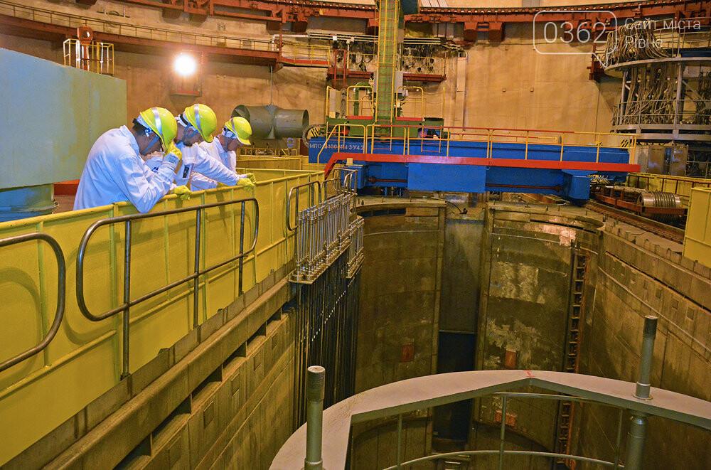 На Рівненській атомці розпочали роботу міжнародні експерти (ФОТО), фото-1