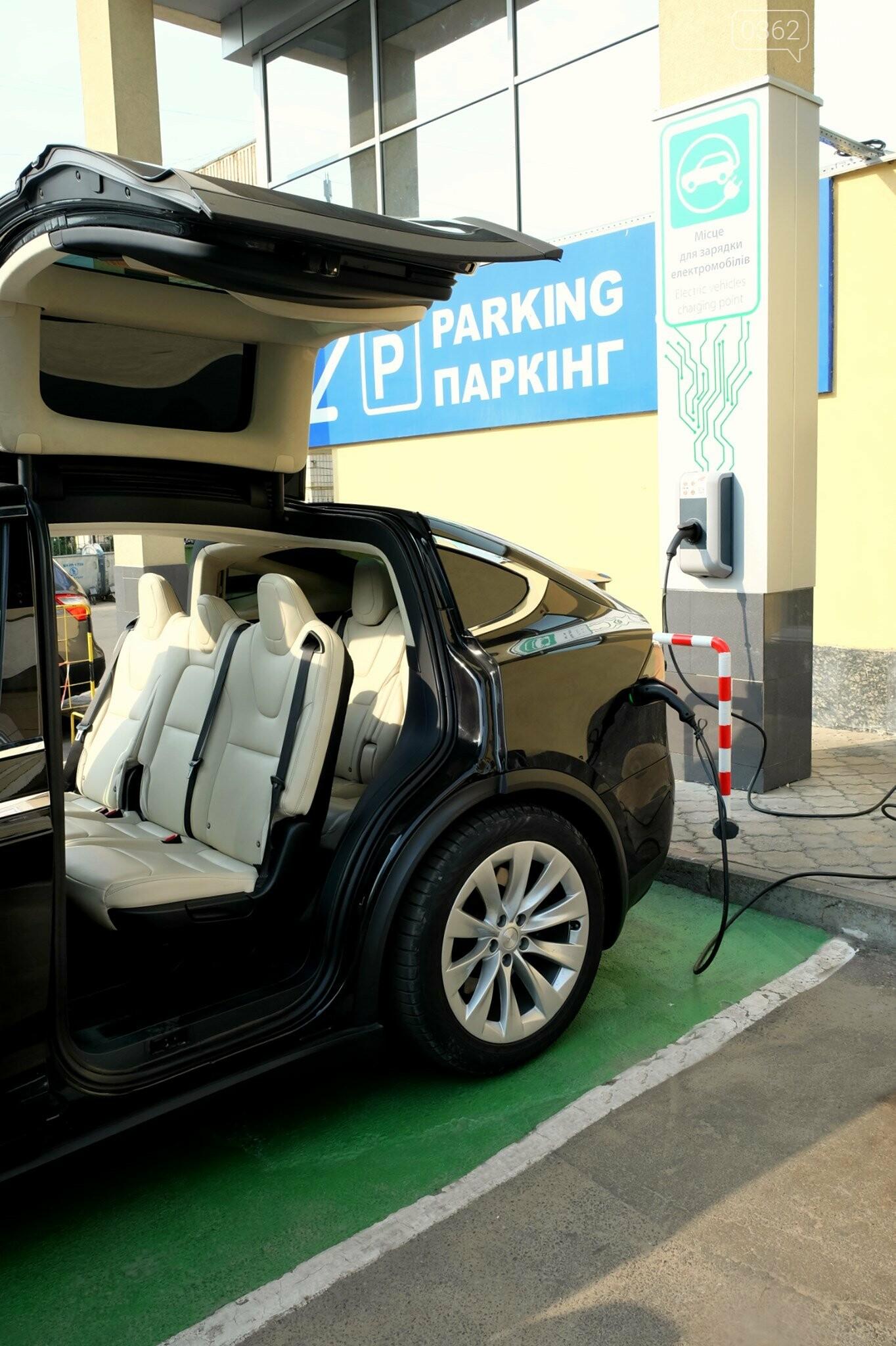Власники електрокарів у Рівному можуть безкоштовно підзарядити власний транспорт, фото-1
