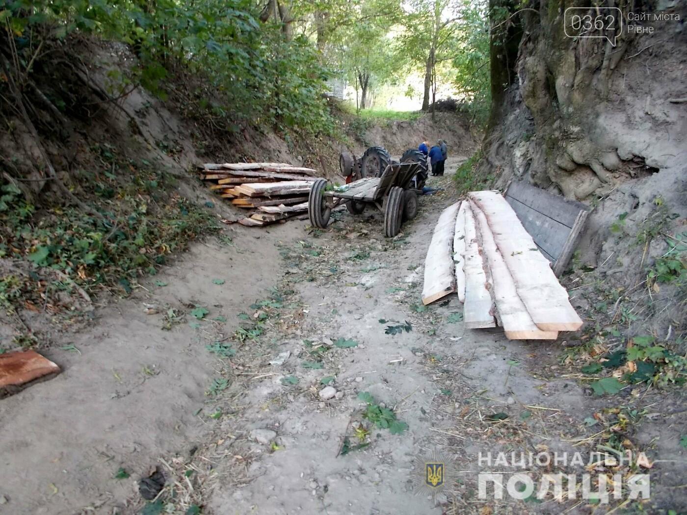 Поліція розслідує загибель тракториста у Здолбунівському районі (ФОТО), фото-1