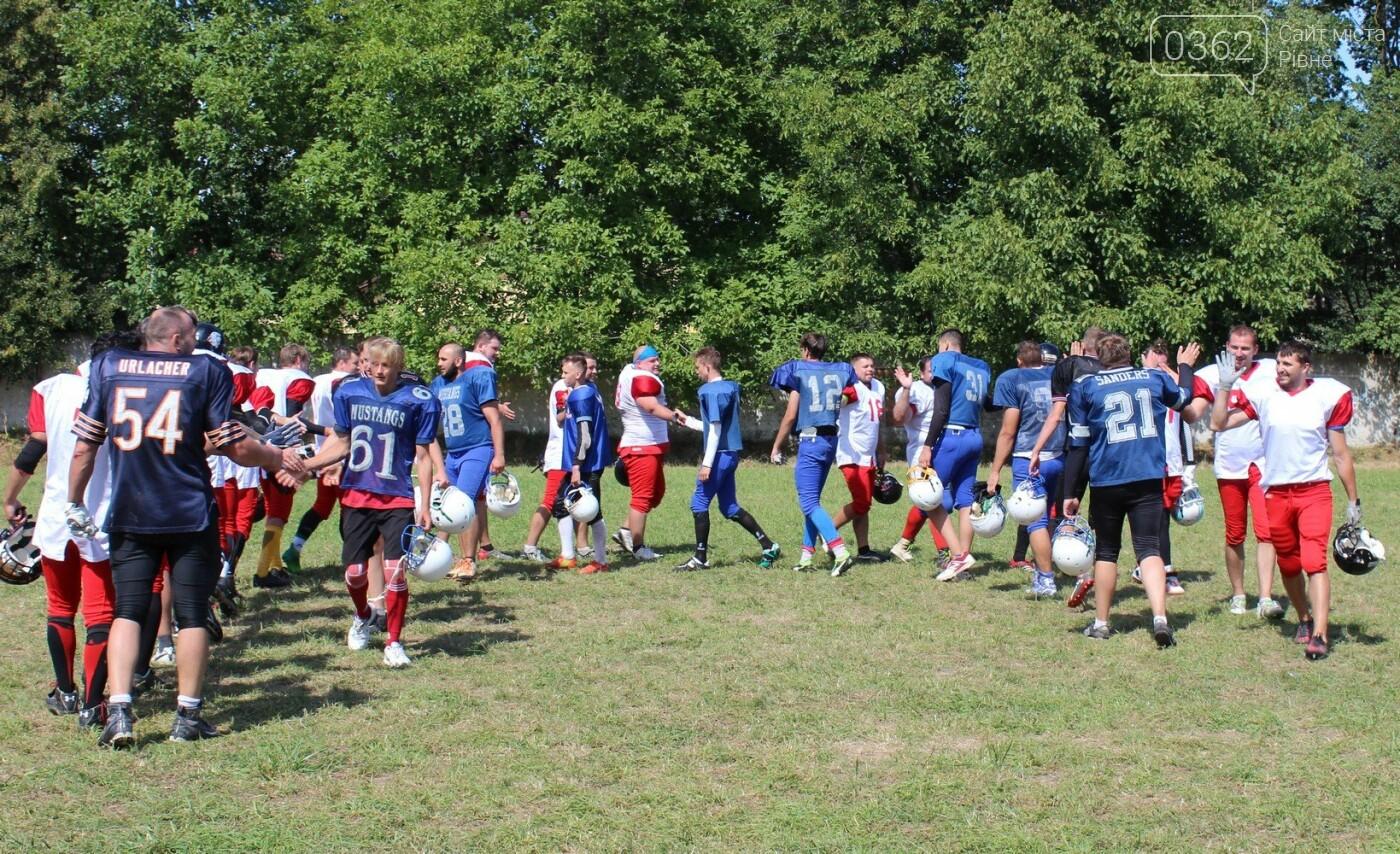 П'ять команд України з американського футболу зібралися на тренувальний табір на Рівненщині (ФОТОРЕПОРТАЖ), фото-10