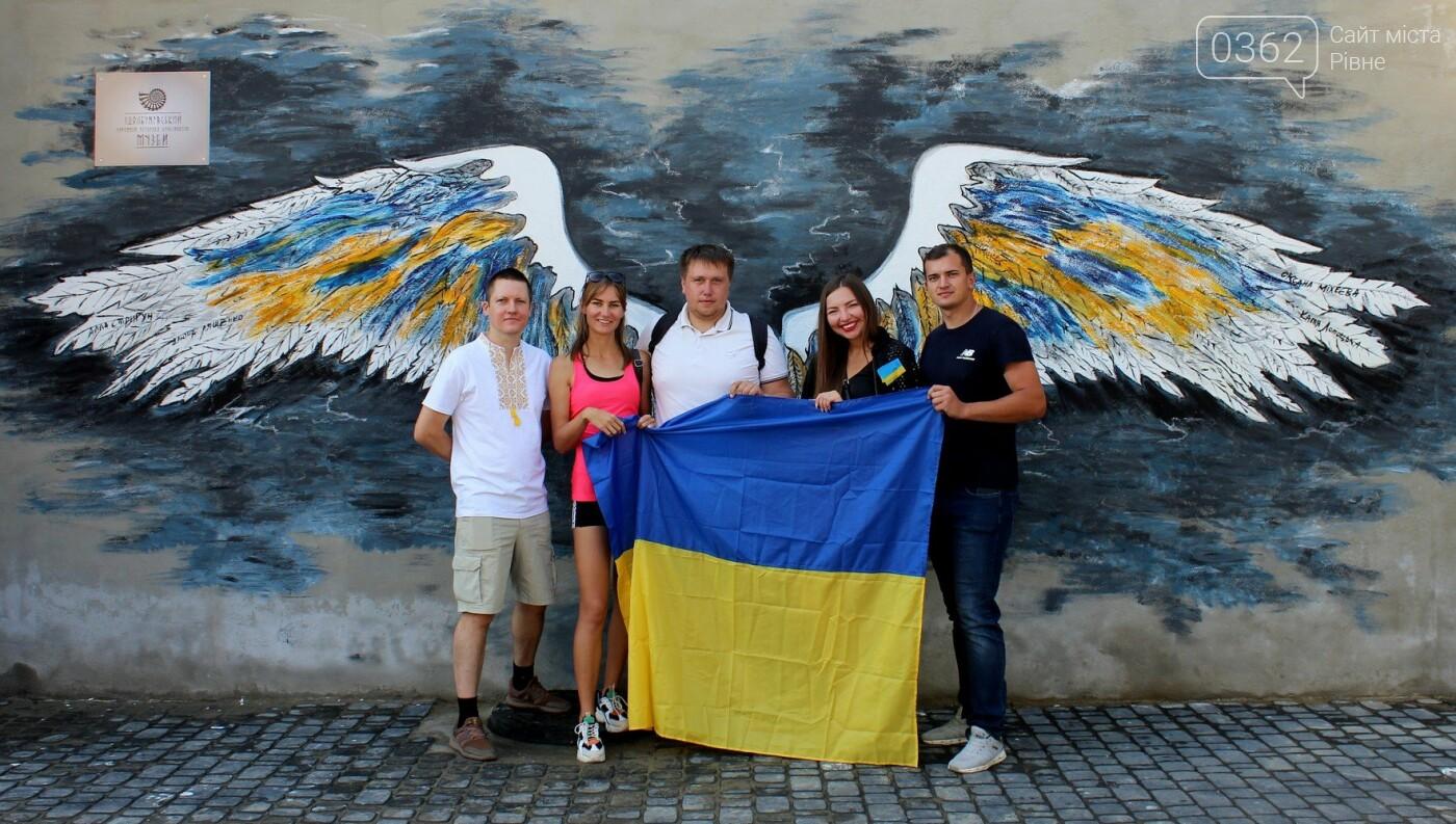 «Кожен із нас ангел своєї незалежності»: нова фотозона з'явилася у Здолбунові (ФОТО) , фото-3