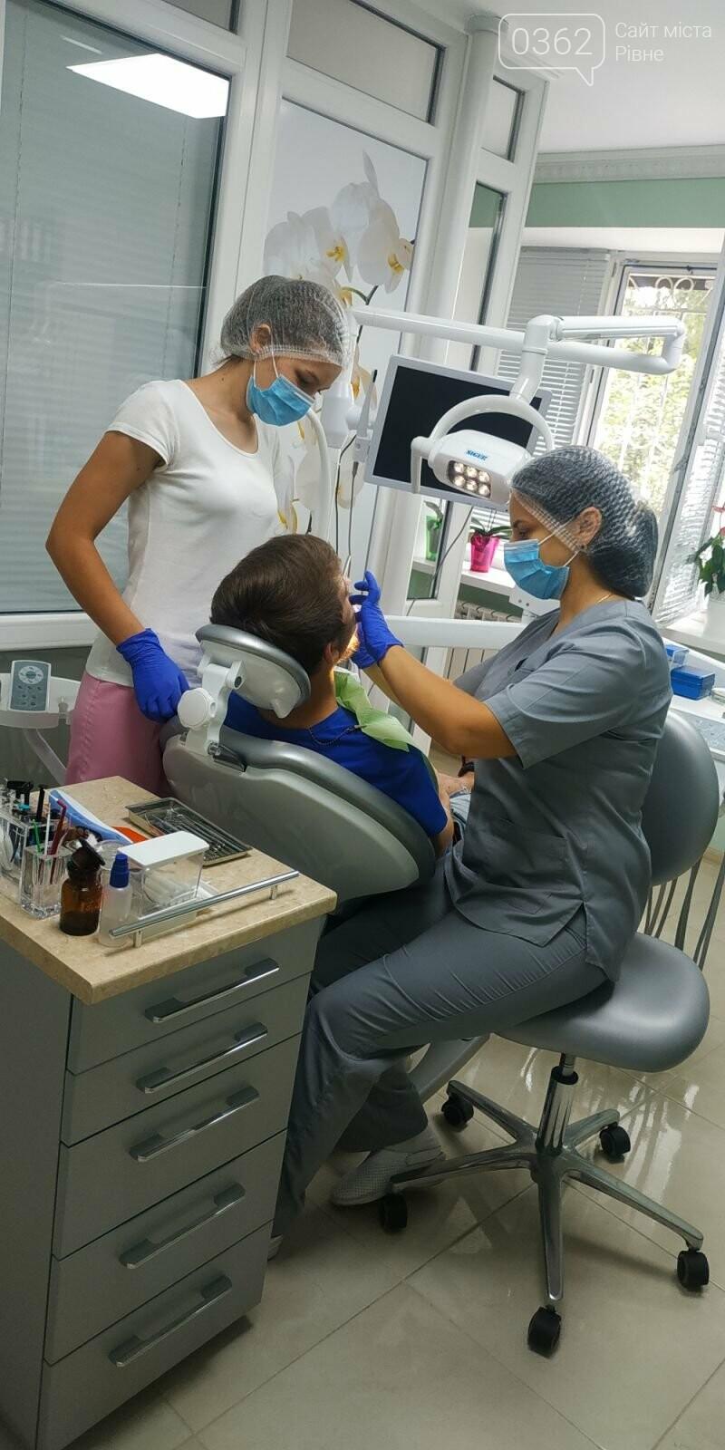 Якісне та дбайливе лікування зубів у Рівному, фото-4