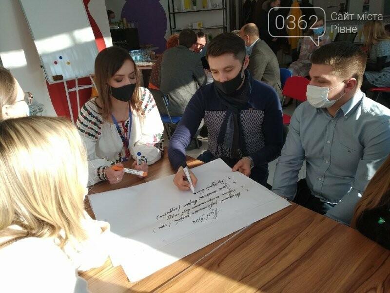 У Рівному безкоштовно навчать англійської мови у Гончаренко центр (ФОТО), фото-4
