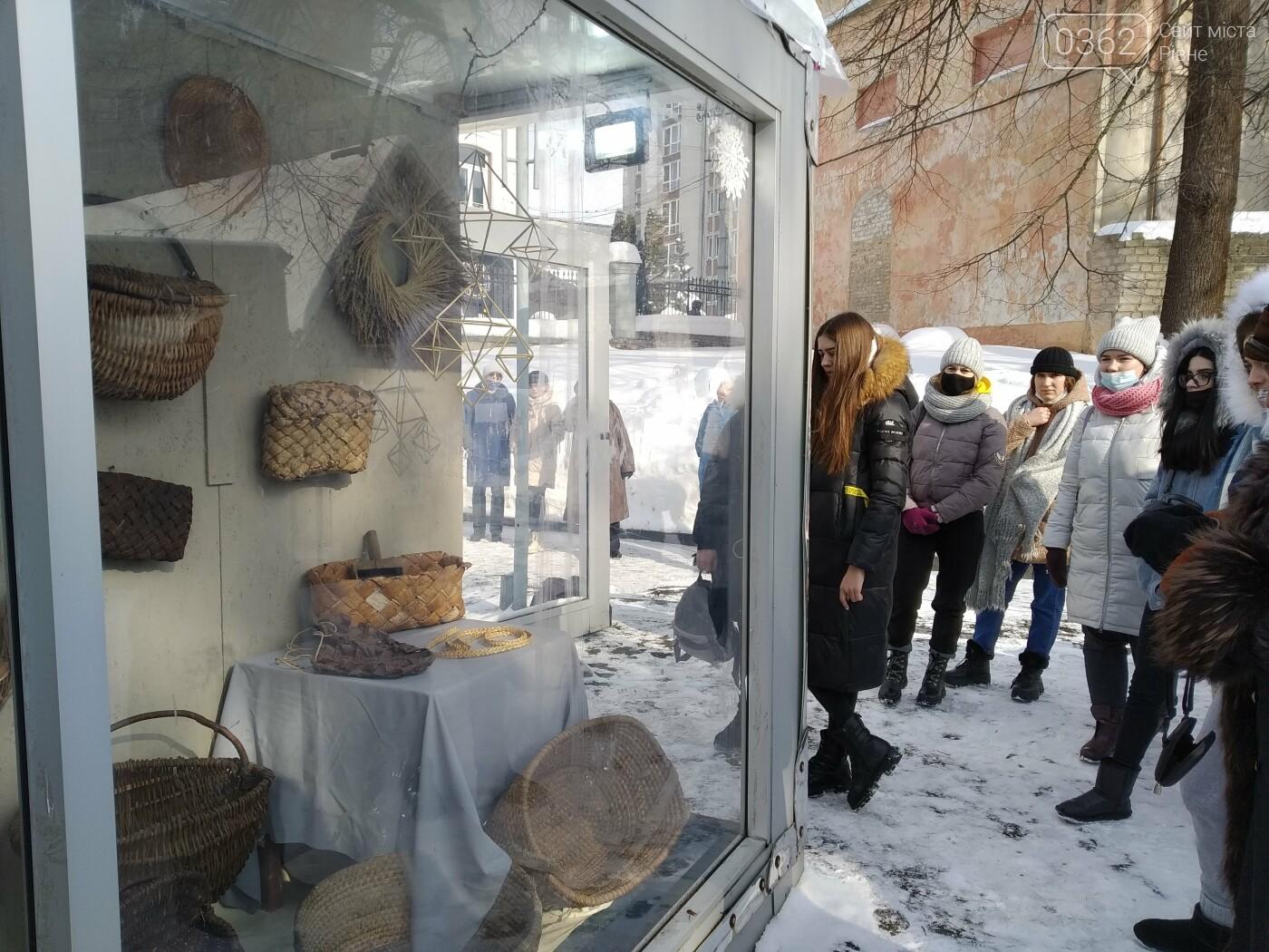 У Рівненському краєзнавчому музеї відкрилась етнографічна виставка, фото-5
