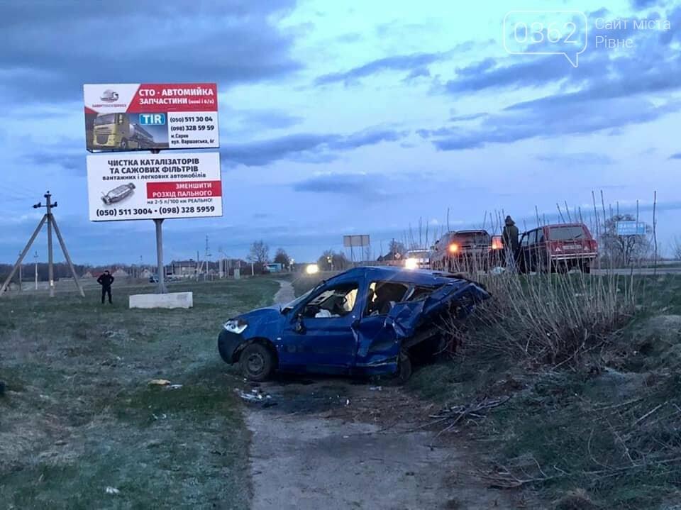 На Сарненщині сталася ДТП за участі трьох авто: є постраждалі (ФОТО) , фото-9