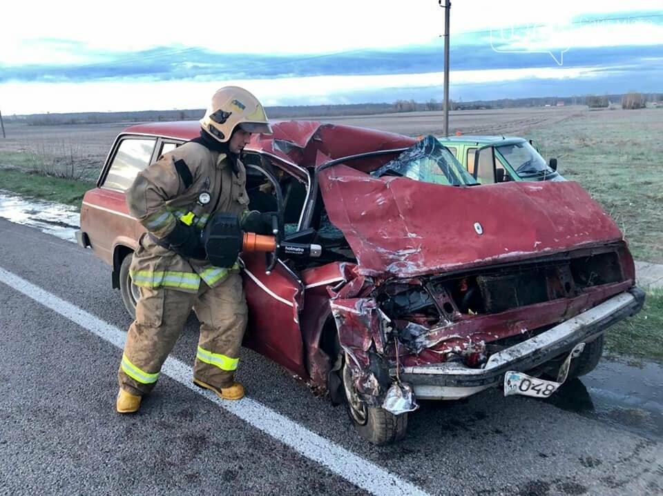На Сарненщині сталася ДТП за участі трьох авто: є постраждалі (ФОТО) , фото-4