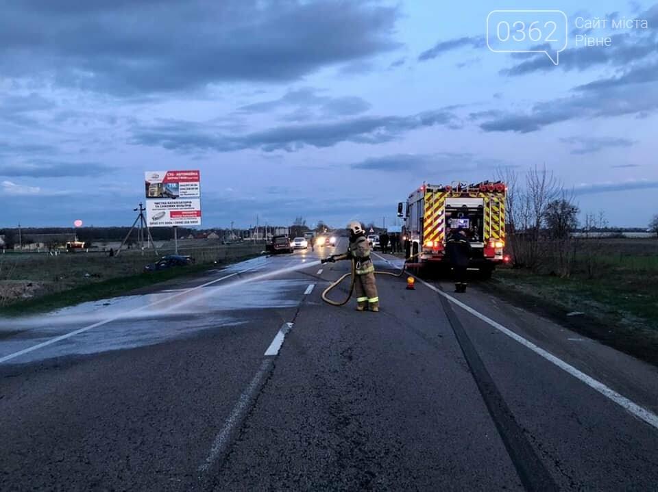 На Сарненщині сталася ДТП за участі трьох авто: є постраждалі (ФОТО) , фото-8