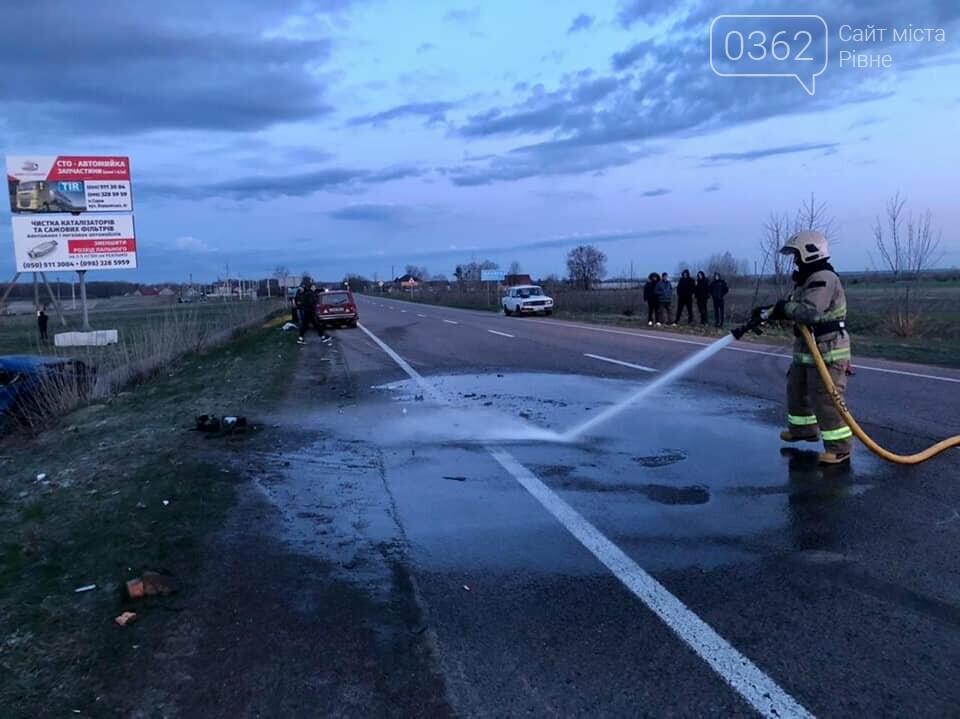 На Сарненщині сталася ДТП за участі трьох авто: є постраждалі (ФОТО) , фото-3