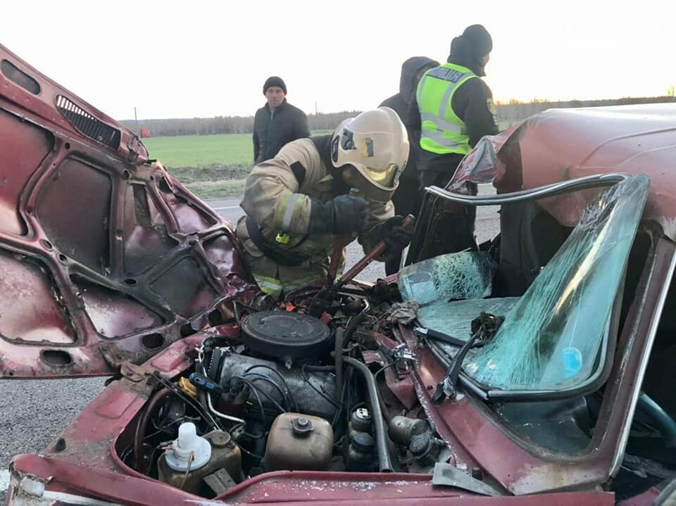 На Сарненщині сталася ДТП за участі трьох авто: є постраждалі (ФОТО) , фото-1