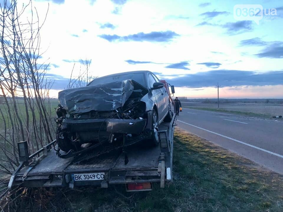 На Сарненщині сталася ДТП за участі трьох авто: є постраждалі (ФОТО) , фото-5