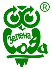 Логотип - Зелена сова, інтернет-магазин живих соків