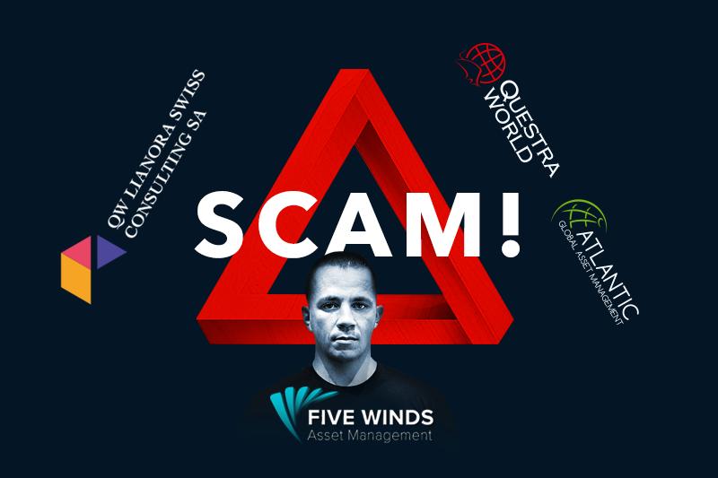 Ошукані вкладники Five Winds Asset Management і Questra World об'єднуються проти шахрая Павла Кримова, фото-1