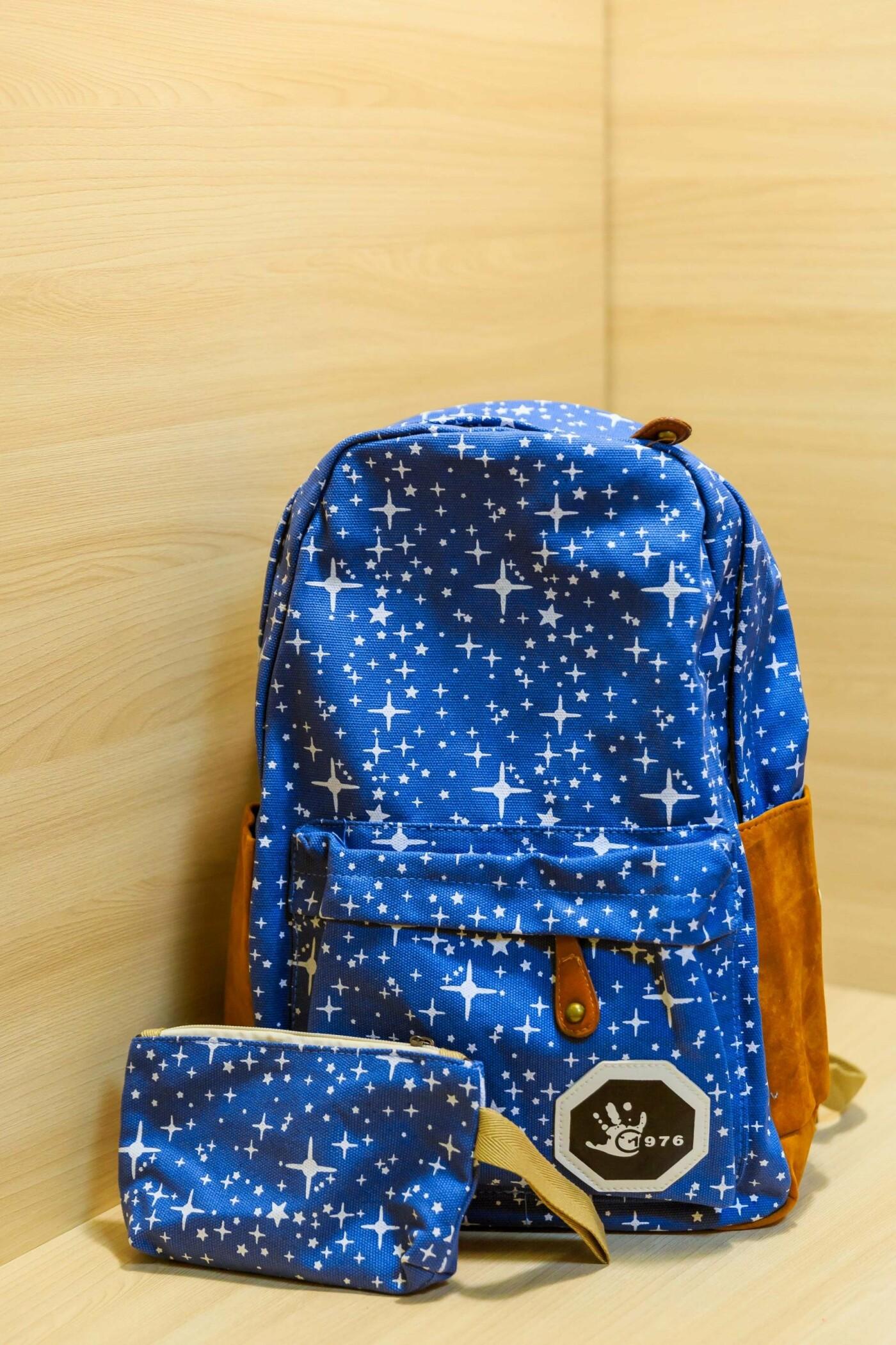 Яскраві і практичні рюкзаки Rory, фото-1