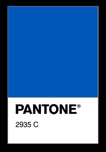 PANTON 2935 C