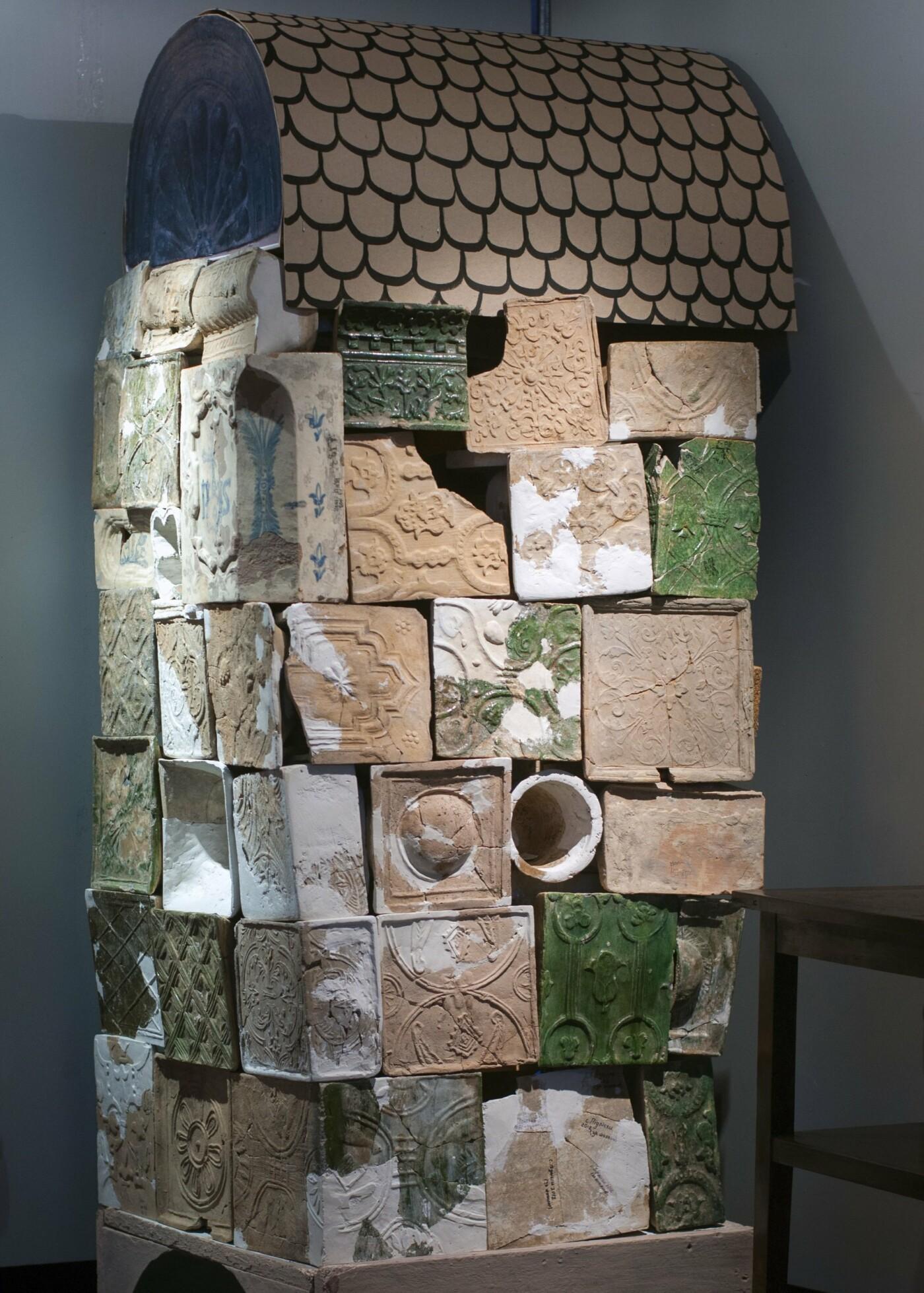 Рівне у тисячах старовинних кахлів, фото-4, Надія Левенда