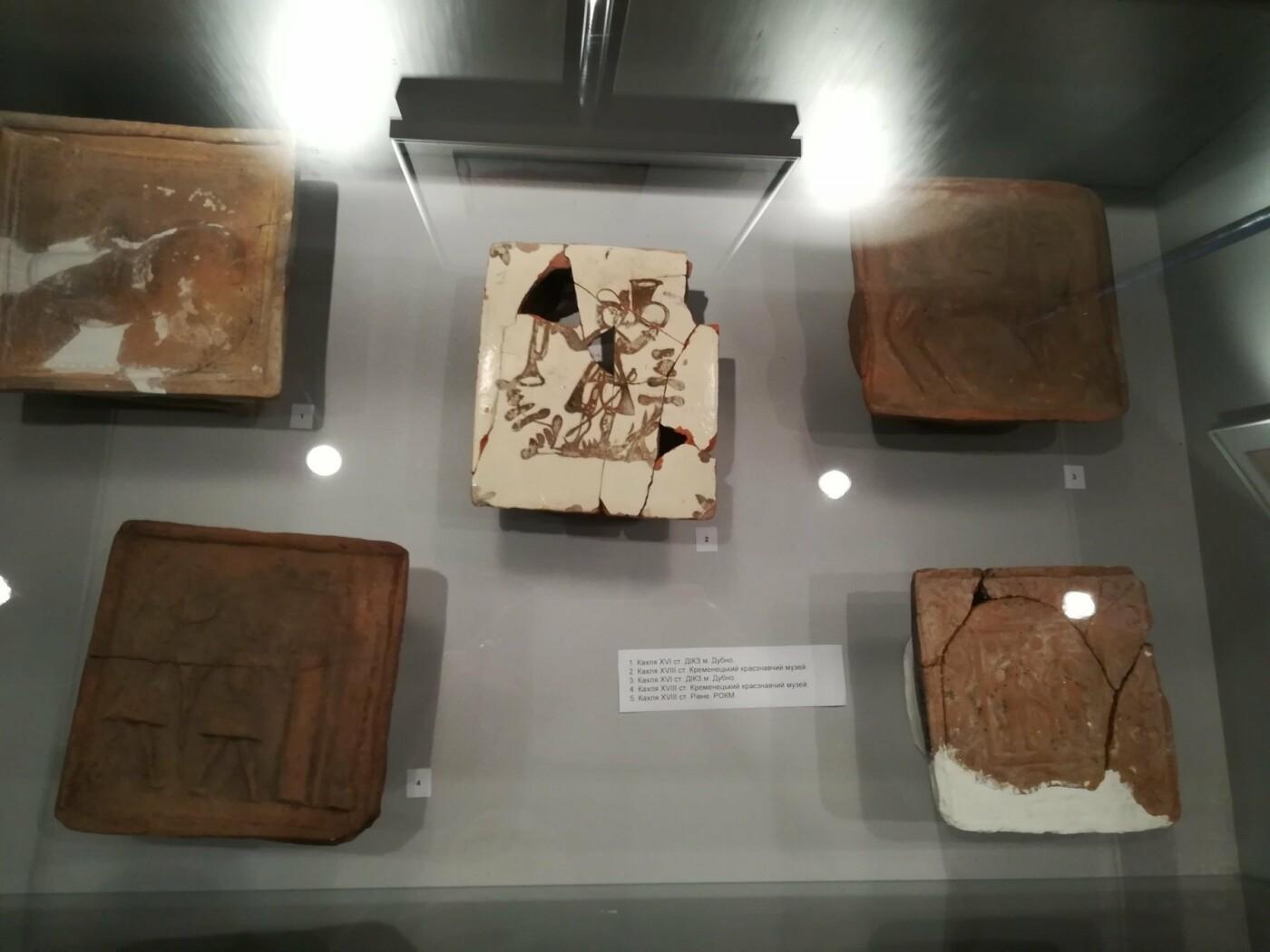 Рівне у тисячах старовинних кахлів, фото-1, Надія Левенда