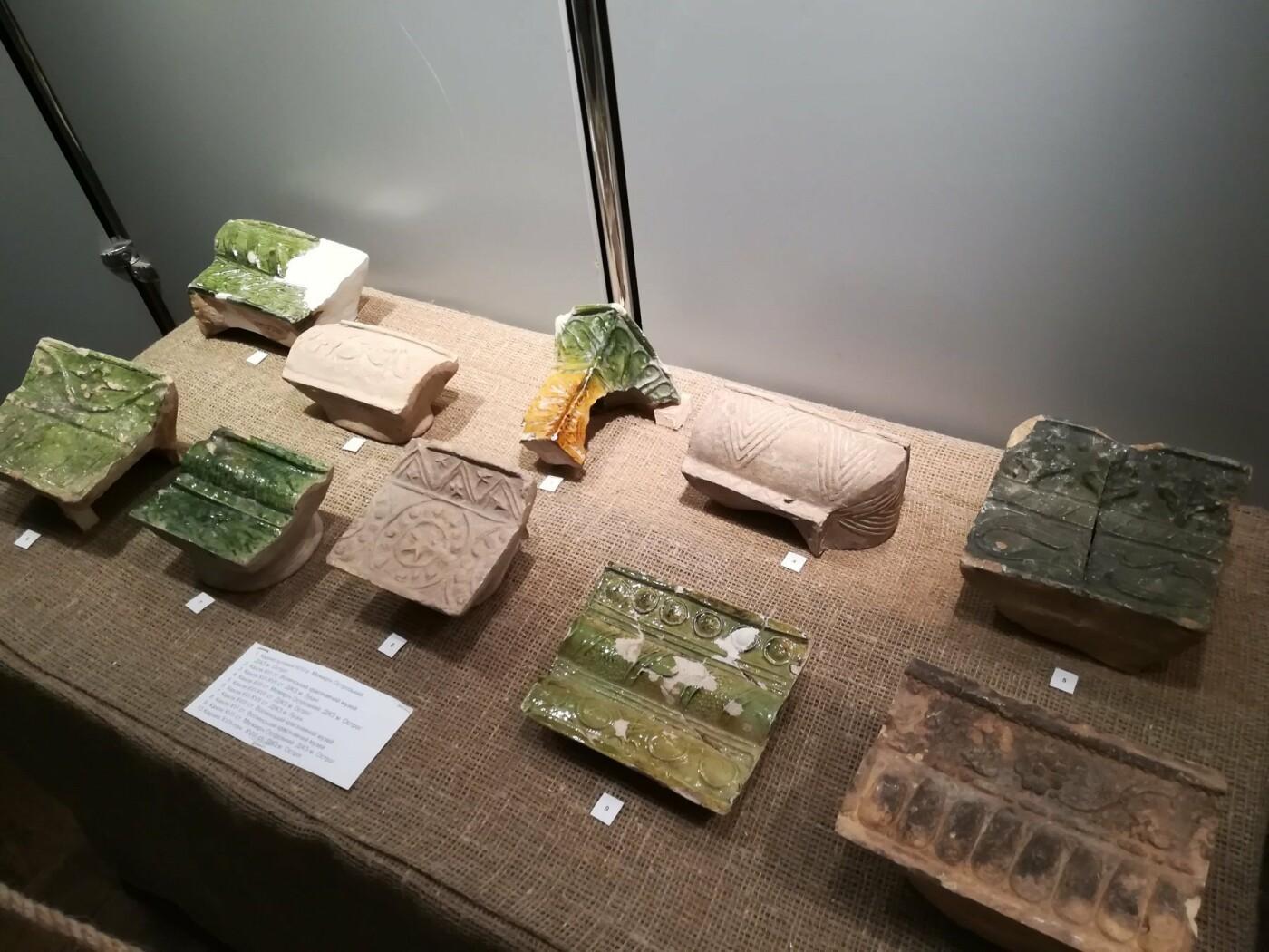 Рівне у тисячах старовинних кахлів, фото-3, Надія Левенда