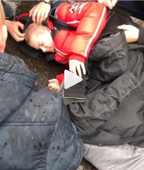 Аварія на дорозі Рівного вчергове за участі дитини  , фото-1