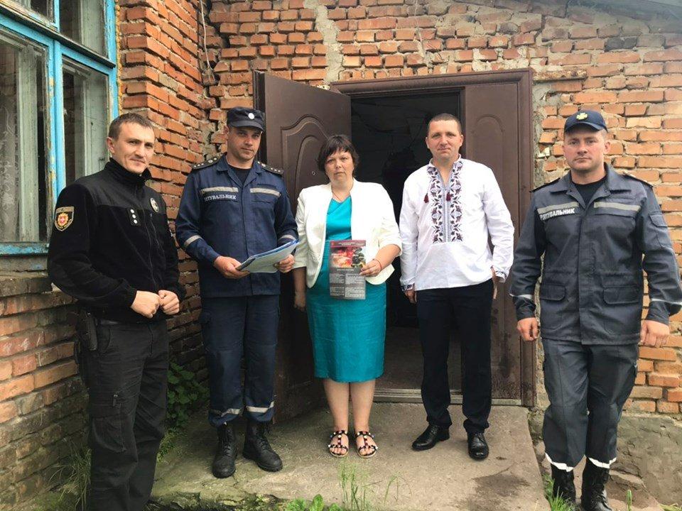 Рятувальники Рівненщини проводять профілактичний рейд (ФОТО), фото-1