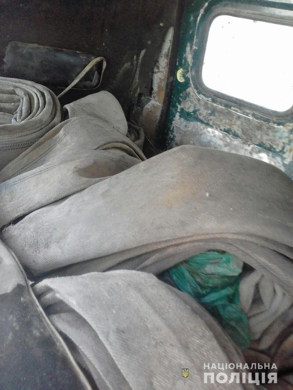Рівненські бурштинокопачі чинять супротив правоохоронцям , фото-2