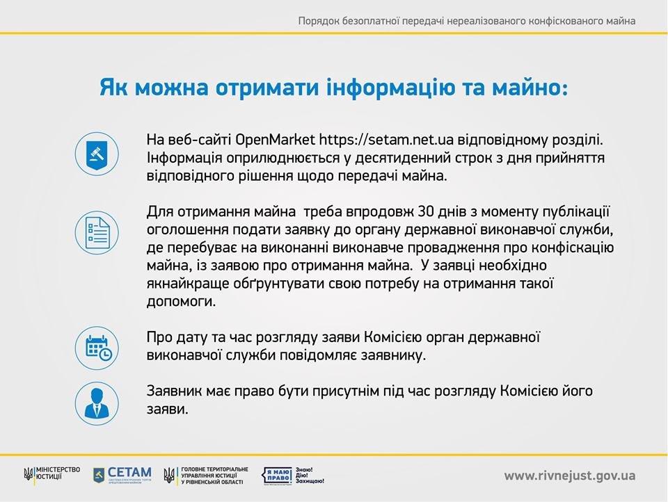 Військові та багатодітна родина з Рівненщини безоплатно отримали конфісковане майно (ФОТО)  , фото-2