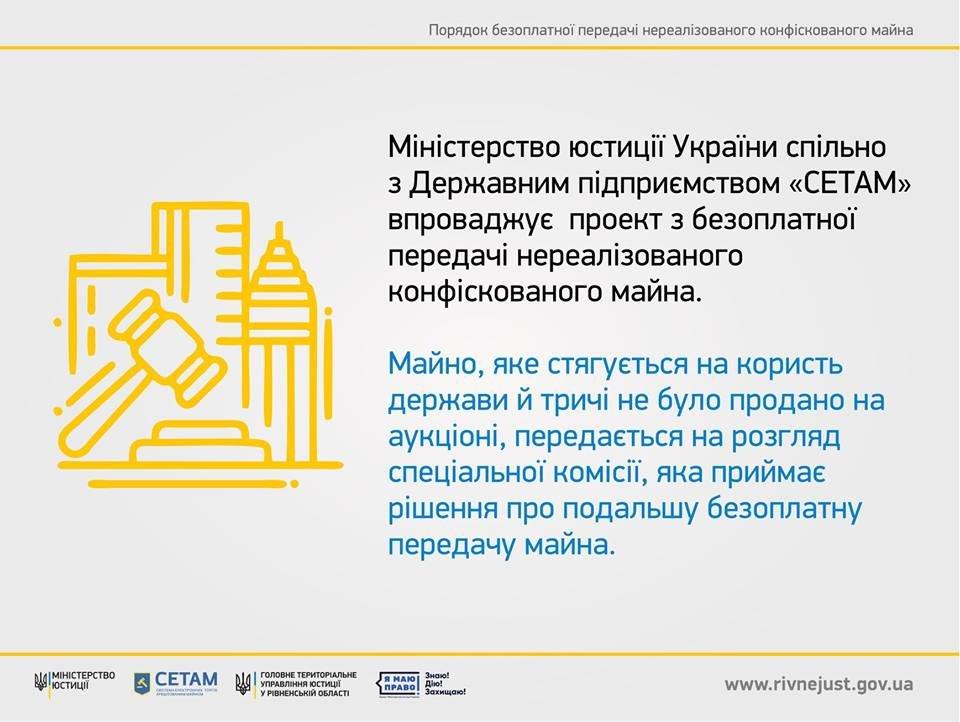 Військові та багатодітна родина з Рівненщини безоплатно отримали конфісковане майно (ФОТО)  , фото-3