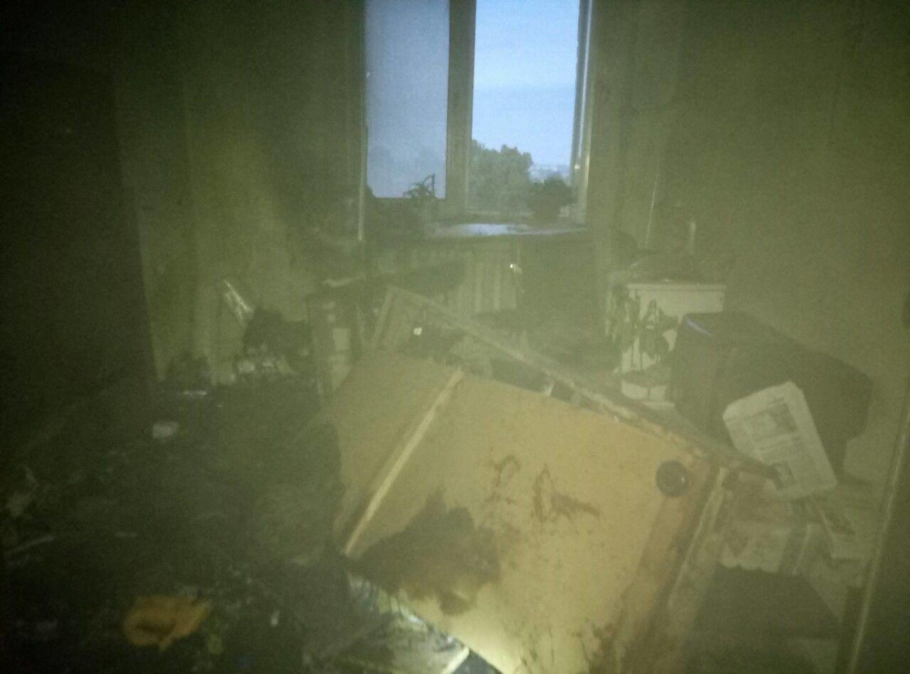 З пожежі на Рівненщині врятували маму та її сина , фото-2