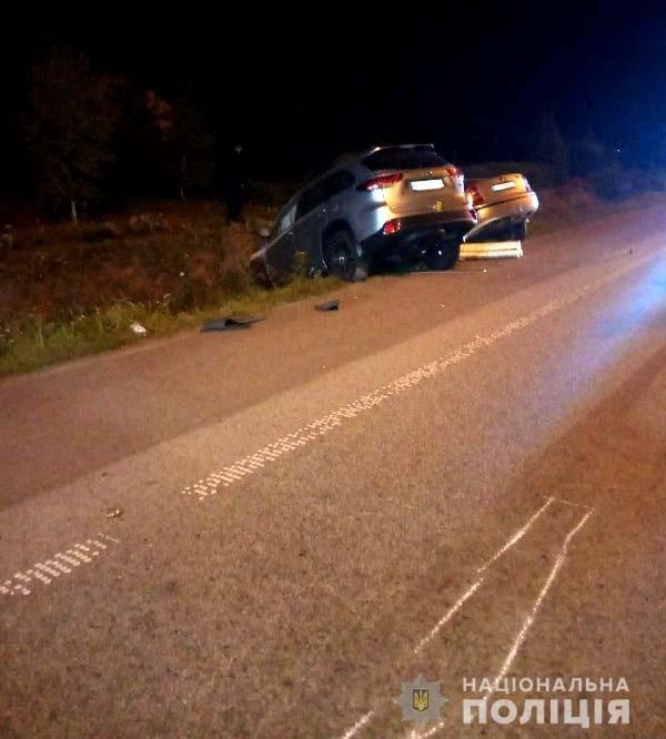 У нічній ДТП на Рівненщині постраждали четверо людей (ФОТО) , фото-1