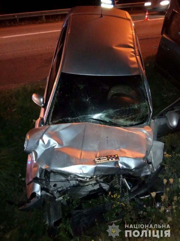 У нічній ДТП на Рівненщині постраждали четверо людей (ФОТО) , фото-2