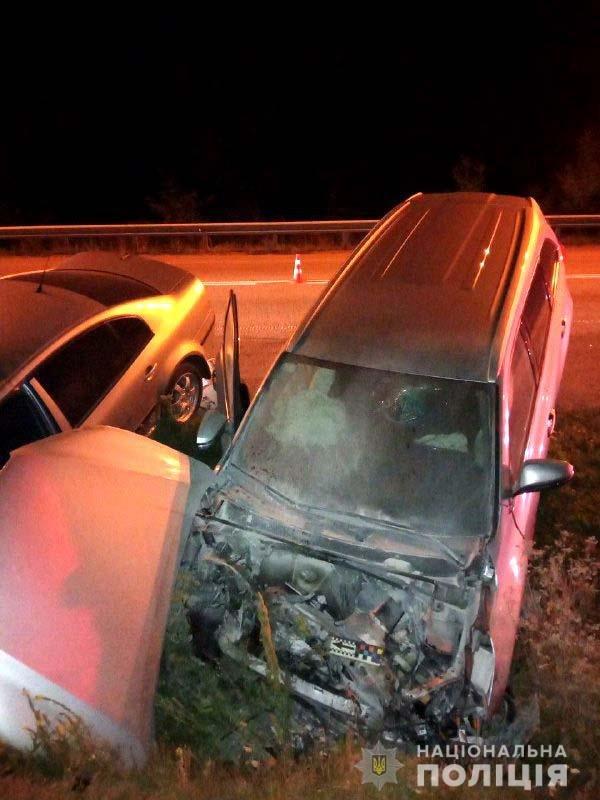 У нічній ДТП на Рівненщині постраждали четверо людей (ФОТО) , фото-3