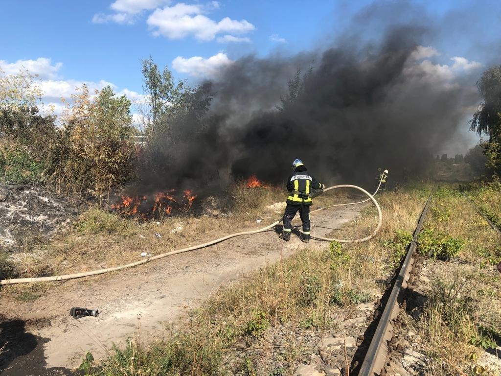За добу рятувальники тричі виїжджали на ліквідацію пожеж на Рівненщині (ФОТО), фото-2