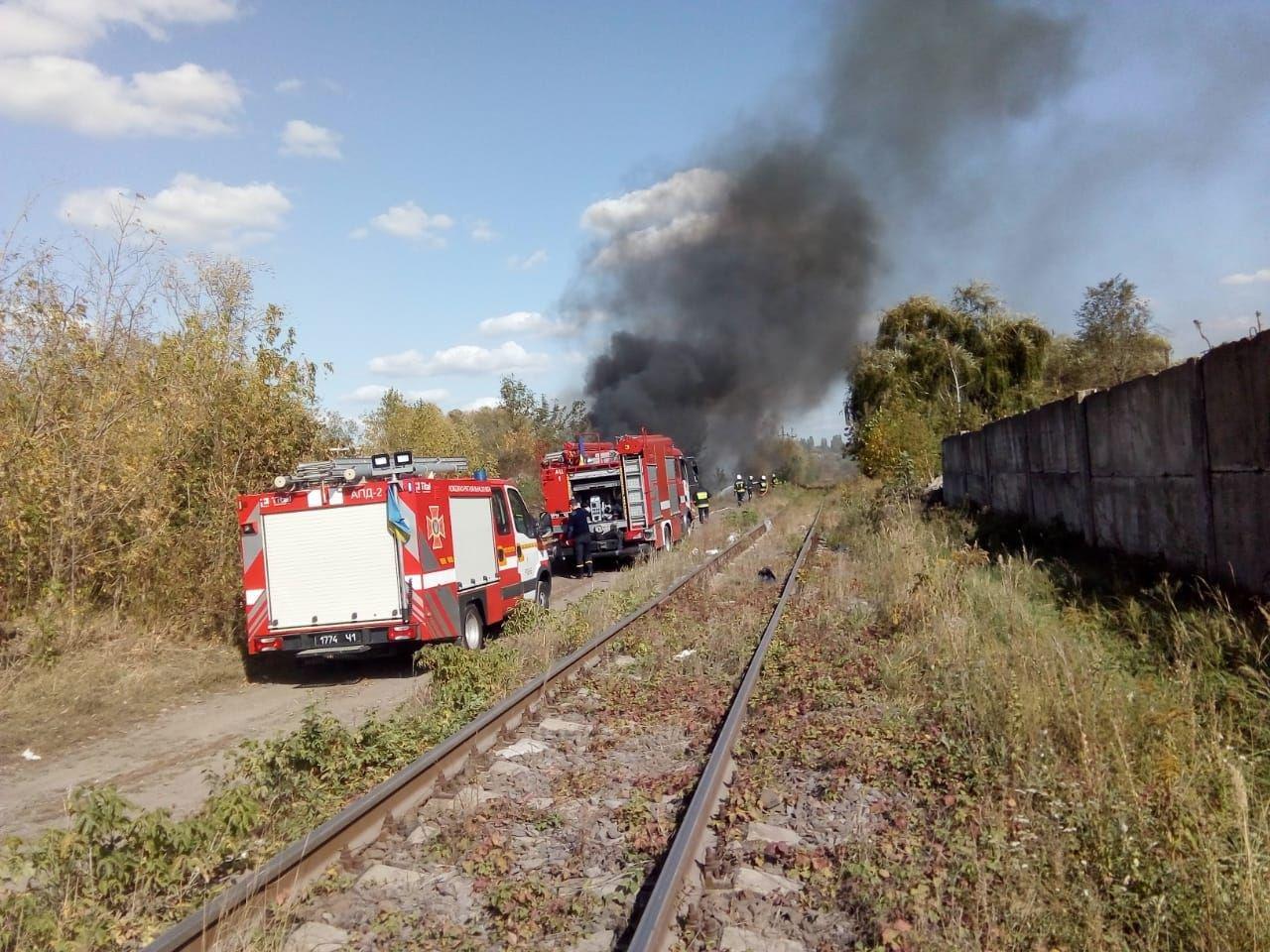 За добу рятувальники тричі виїжджали на ліквідацію пожеж на Рівненщині (ФОТО), фото-3