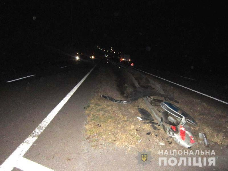 На Рівненщині – ДТП: від удару перекинуло автомобіль (ФОТО), фото-2