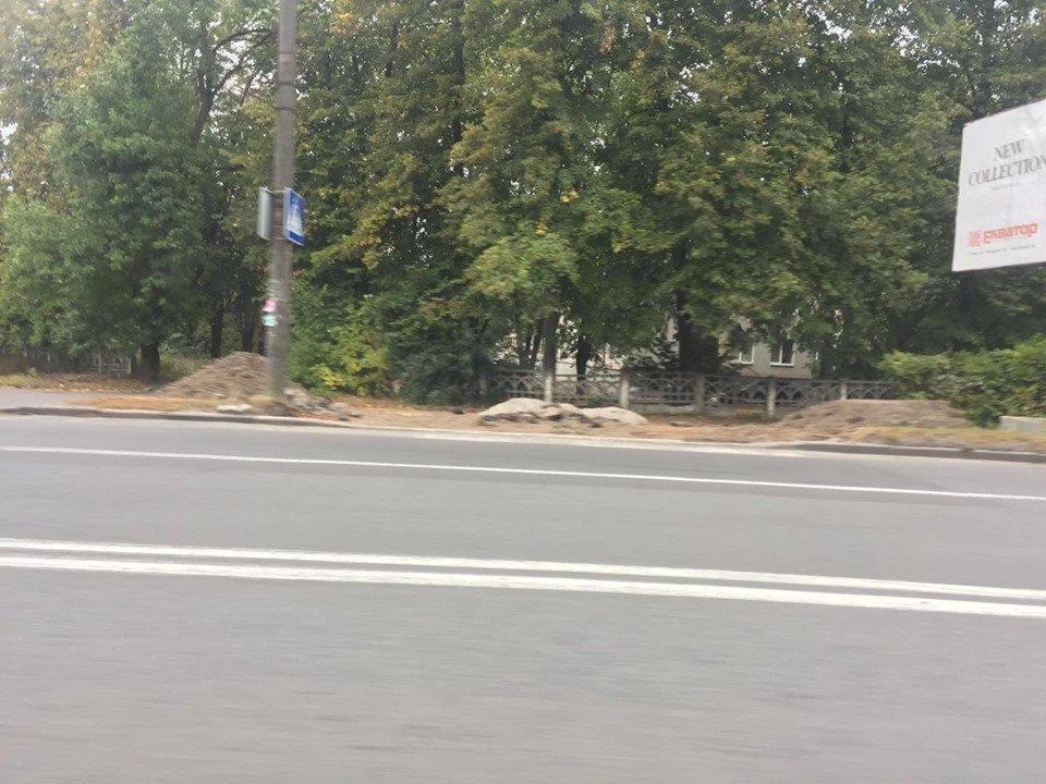 На Чорновола переробляють два переходи (ФОТО) , фото-1