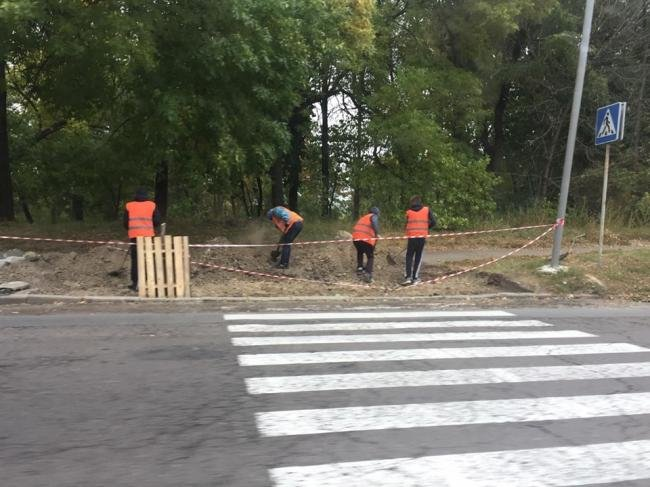 На Чорновола переробляють два переходи (ФОТО) , фото-3