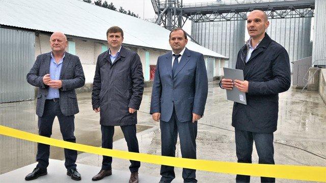 Рівненщина отримала новий зернопереробний комплекс (ФОТО), фото-1