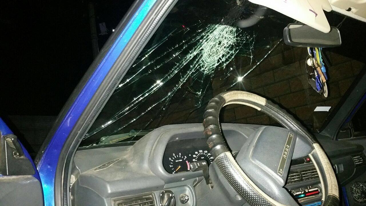 П'яний водій у Рівному скоїв ДТП, утікав з місця злочину та влаштував бійку з поліцейськими (ФОТО)  , фото-2