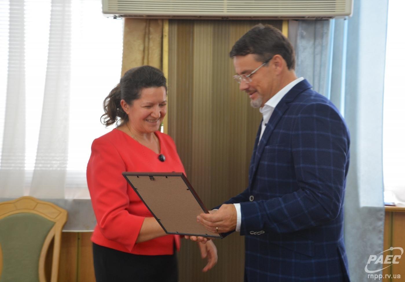 У Рівному нагородили за добросовісну працю місцевих атомників (ФОТО), фото-2