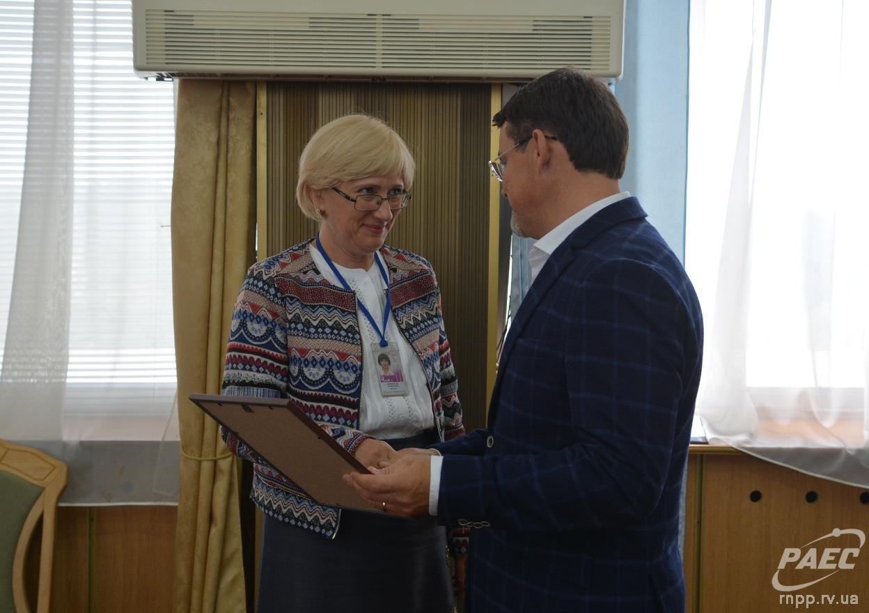 У Рівному нагородили за добросовісну працю місцевих атомників (ФОТО), фото-3