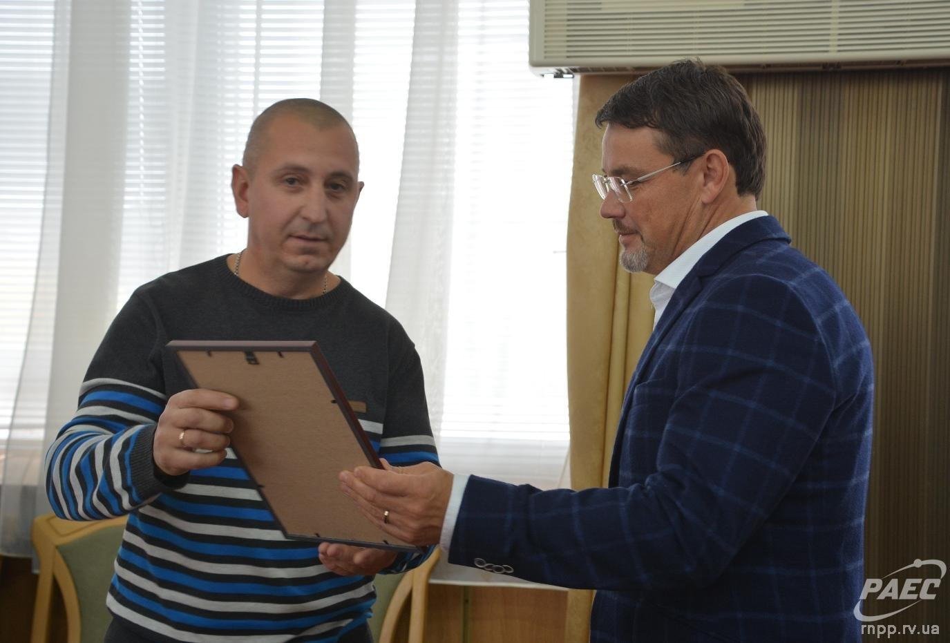 У Рівному нагородили за добросовісну працю місцевих атомників (ФОТО), фото-4