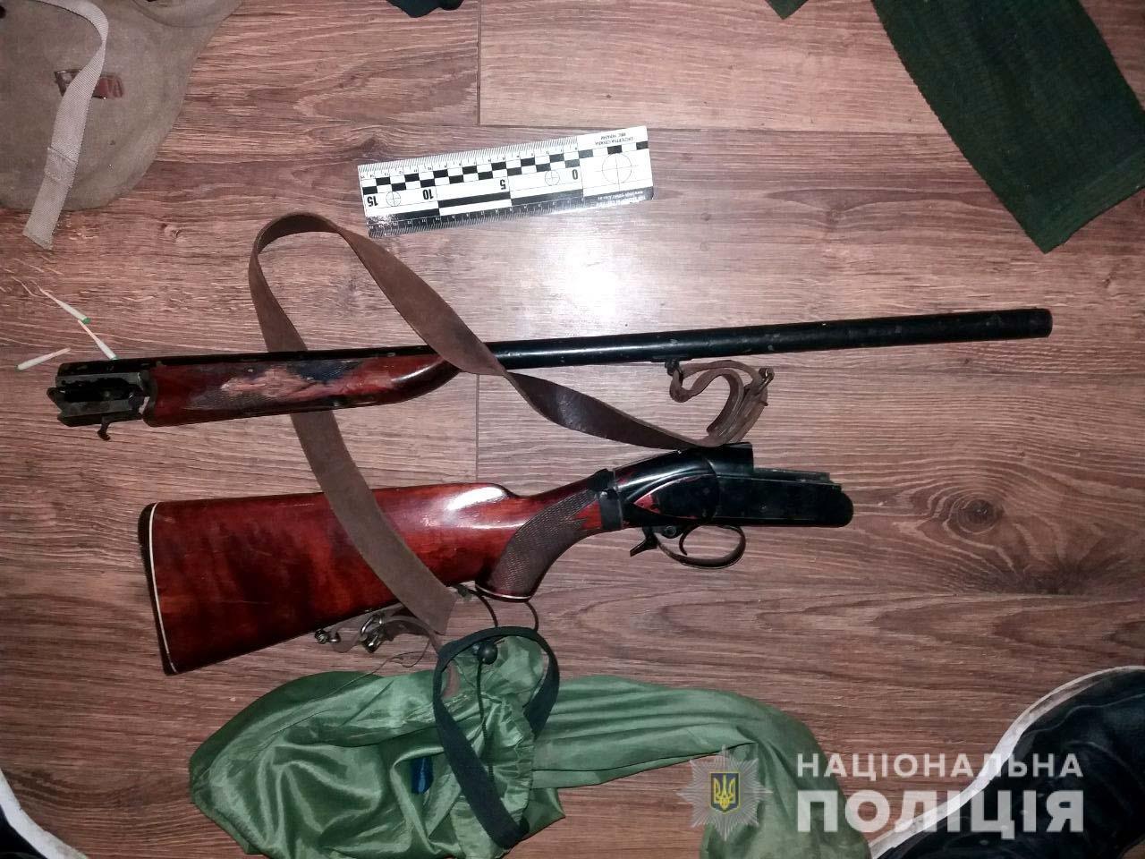 Вдома у жителя Рівненщини виявили зброю та наркотики (ФОТО) , фото-4
