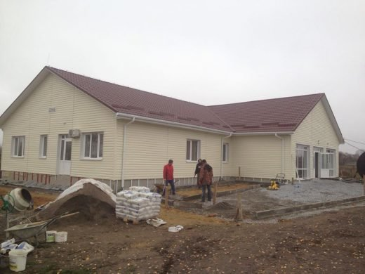 У Здолбунівському районі вже скоро працюватиме нова амбулаторія, фото-1
