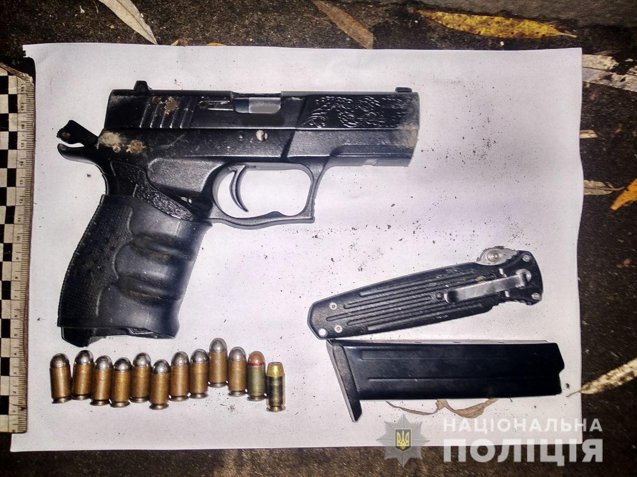 """У Рівному на Басівкутській кримінальні """"авторитети"""" побили лейтенанта поліції (ФОТО), фото-1"""