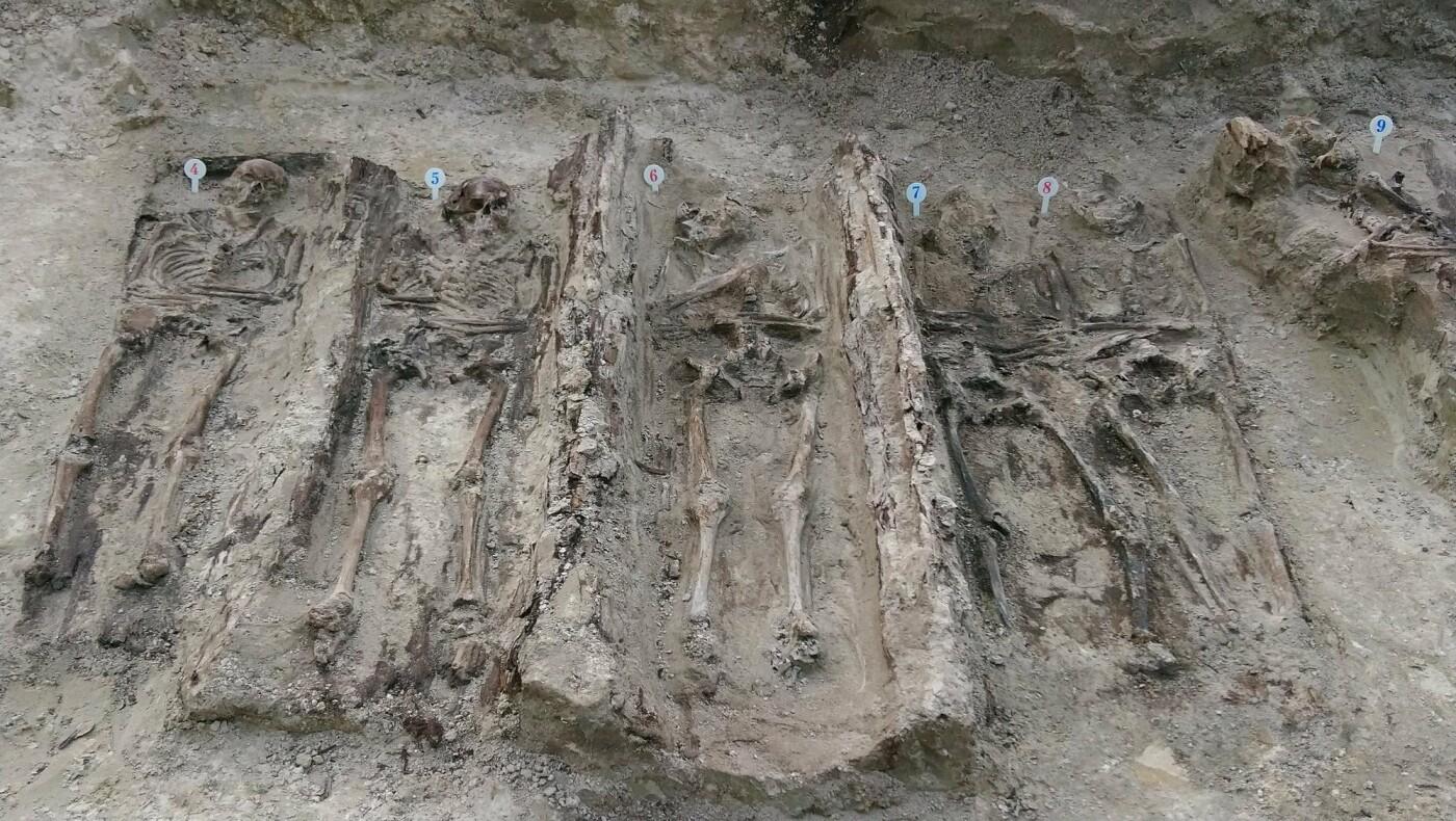 На Рівненщині виявили залишки 14 вояків УПА, фото-4